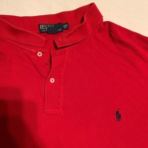 Red Polo 3XLT